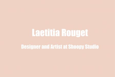 Laetitia Rouget on Upcycling Material for Art, Her Wellness, Anxiety and Aligning with her Dreams